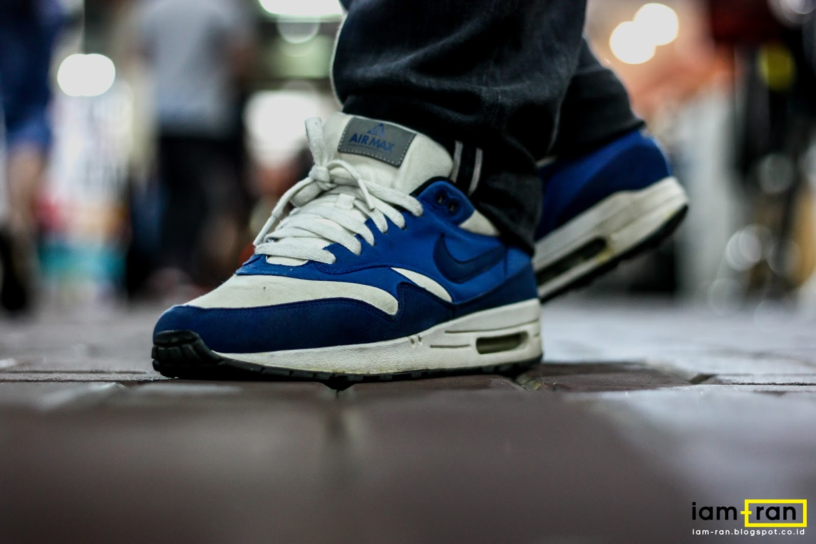 fb85b599b8 IAM-RAN: ON FEET : Nano - Nike Air max 1 ACG pack