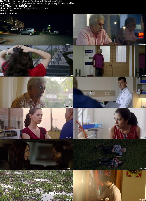 Waiting 2015 Hindi HDRip 720p