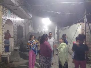 भूकंप के तेज झटके, लोग घरों से निकले