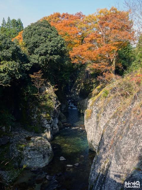 Mabayashi gorges