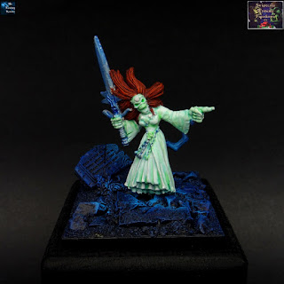Undead Tomb Banshee