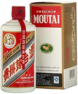 Moutai , Weizen, Hirse, Branntwein, Kweichow