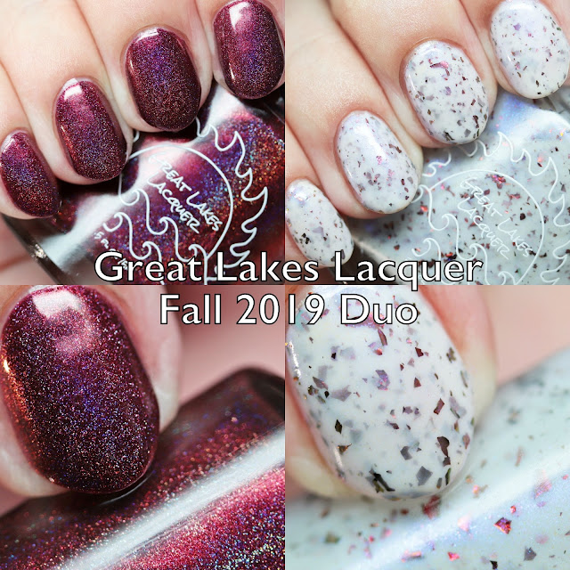 Great Lakes Lacquer Fall 2019 Duo
