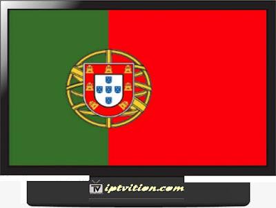 IPTV Portugal m3u channels GRATUIT