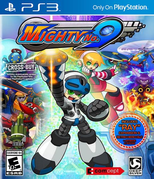 Mighty No 9 PS3 ISO