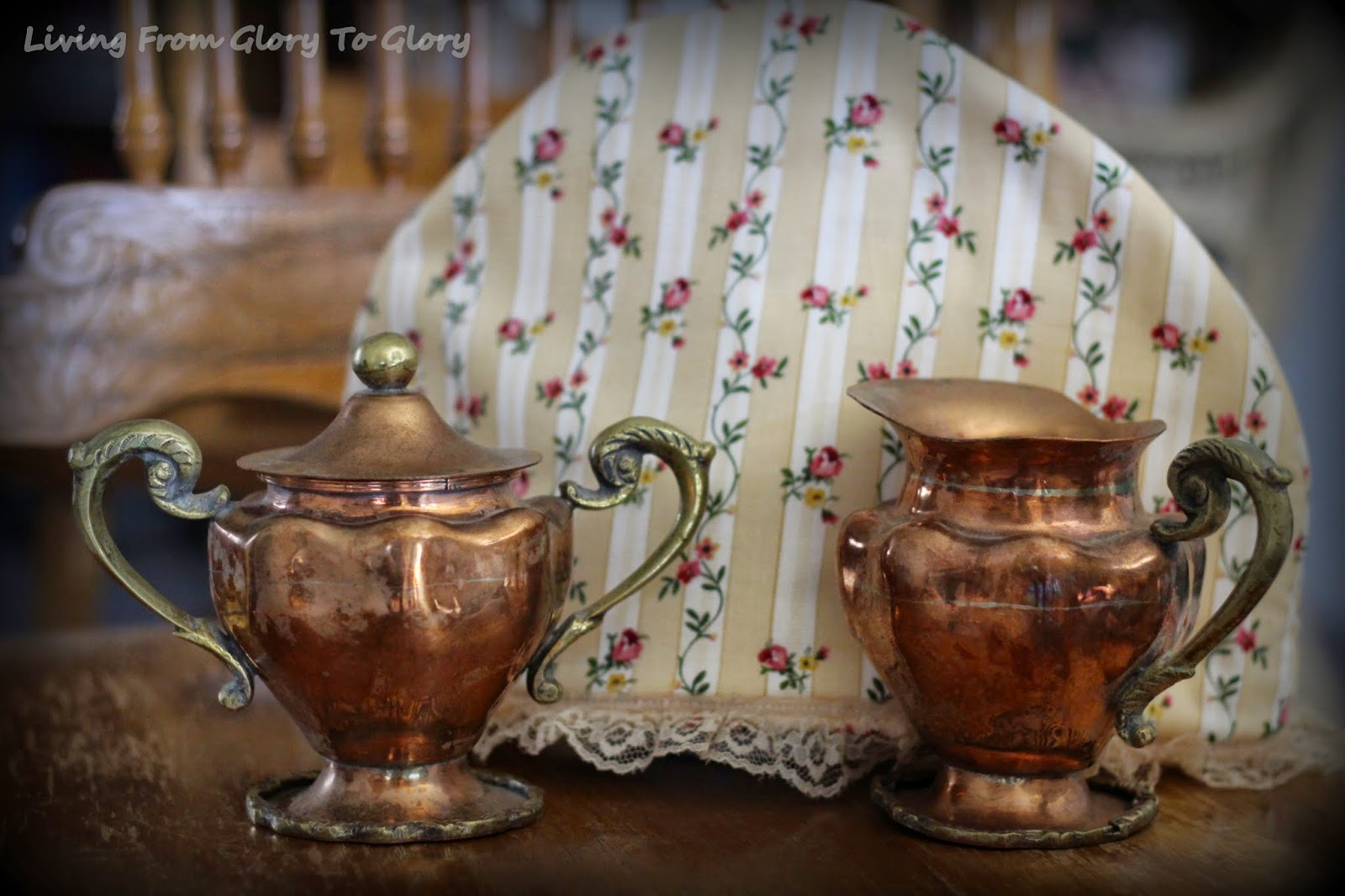 Tea Cozy, Living From Glory To Glory Blog...
