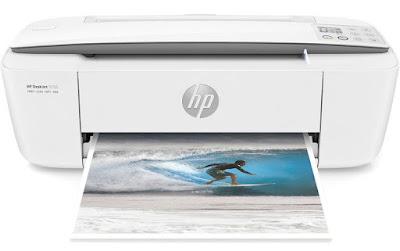HP Deskjet 3755ドライバ