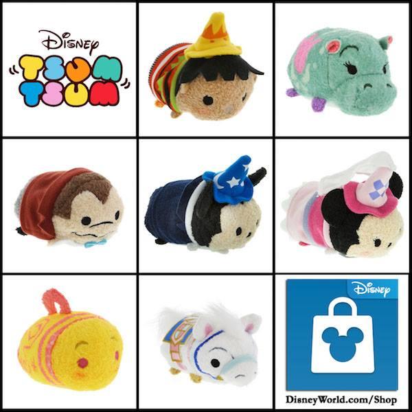 486151af608 Sasaki Time  Giveaway  Disney Parks Exclusive Tsum Tsum Fantasyland ...