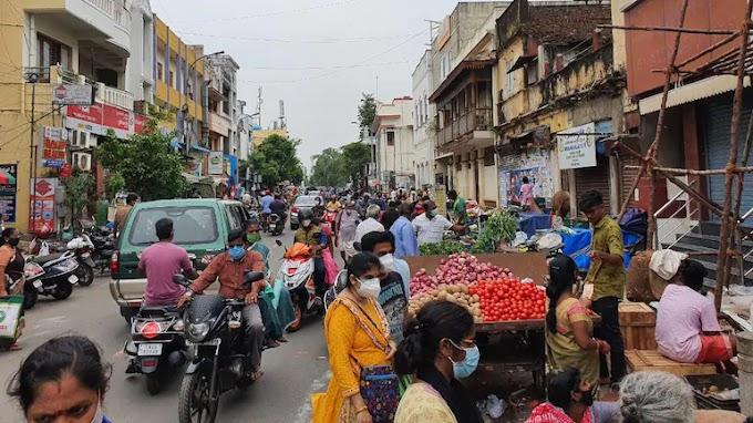 தமிழ்நாட்டில் ஊரடங்கு உத்தரவு நீட்டிக்கப்பட்டுள்ளது ... 23 மாவட்டங்களில் கூடுதல் தளர்வு என்ன? Curfew extended in Tamil Nadu... What are the additional relaxations in 23 districts?