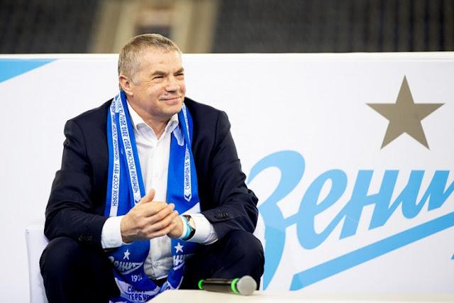 Медведев: «Зенит» и «Газпром Арена» показывают то, к чему нужно стремиться