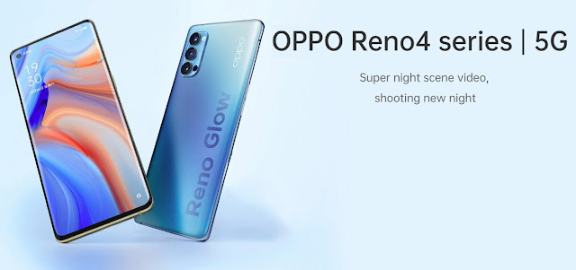 Oppo Reno 4 Pro 5G & Reno 4 5G Launched With FHD+ AMOLED 90Hz Display, 12GB RAM & More