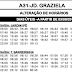 A31 JARDIM GRAZIELA | Horário de ônibus 2021 | Alm. Tamandaré PR