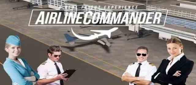 Airline Commander v1.2.7 [Mod] APK Simulasyon Oyunu indir