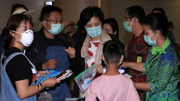 Nasib Turis China di Bali dan Australia di Tengah Mewabahnya Virus Corona