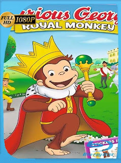 Curious George: Royal Monkey (2019) HD [1080p] Latino [GoogleDrive] SilvestreHD