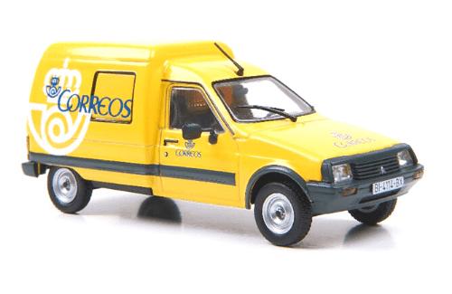 Citroën C15 1995 1:43 Correos vehículos de reparto y servicio salvat