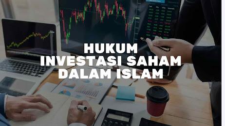 hukum investasi saham dalam islam