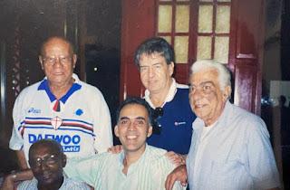 Morre Januário de Oliveira, ex-locutor da Rádio Nacional
