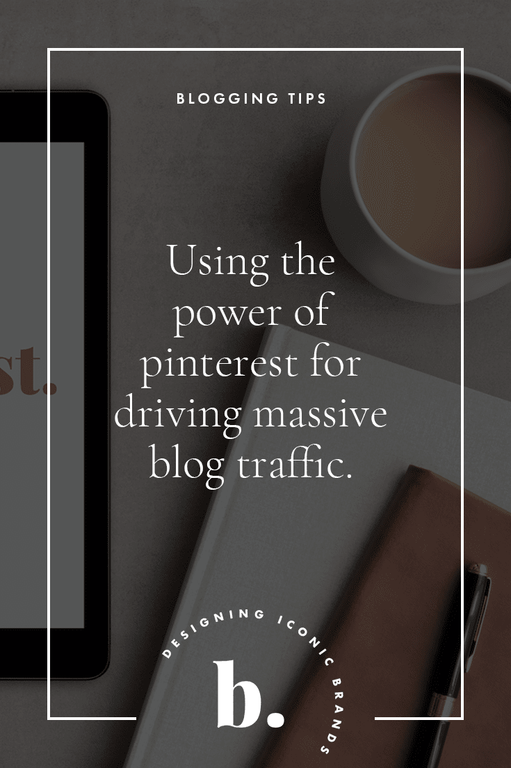using pinterest for getting massive blog traffic