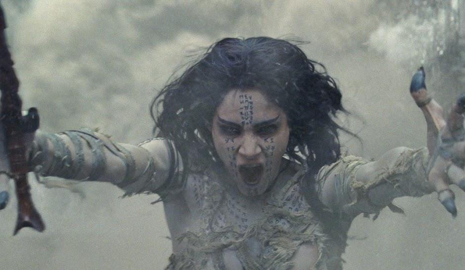 """Mais cenas inéditas no trailer internacional de """"A Múmia"""", com Tom Cruise e Sofia Boutella"""