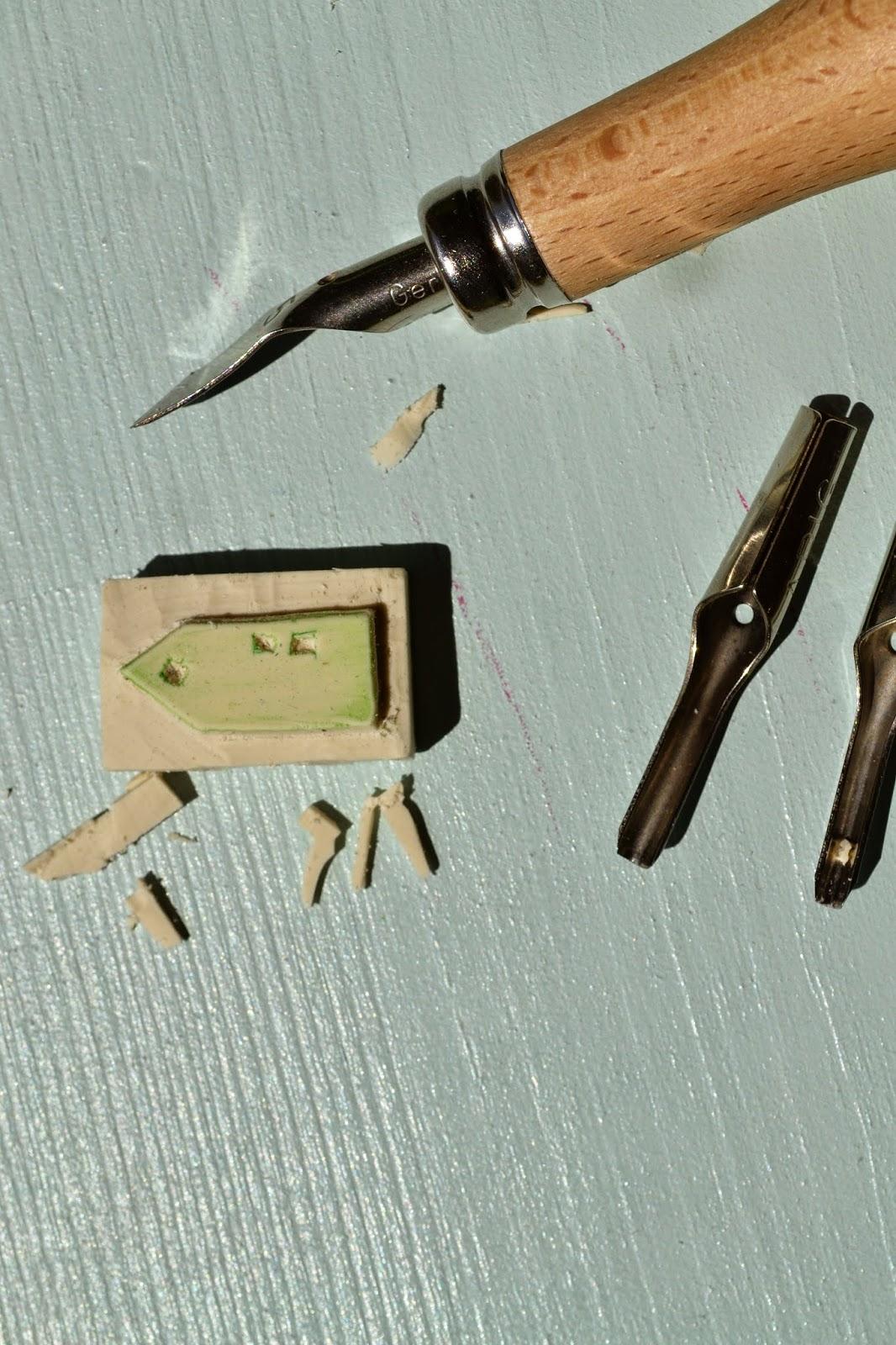 stempel selber machen set excellent set um stempel selber zu machen with stempel selber machen. Black Bedroom Furniture Sets. Home Design Ideas