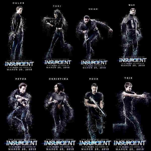 Insurgent Poster 2015