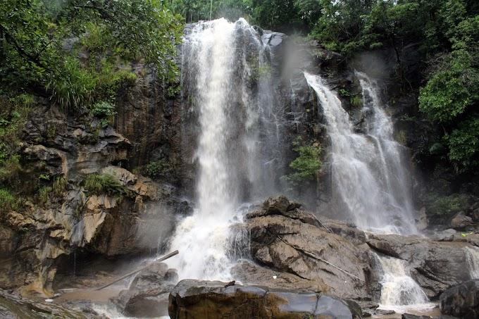 Shirley Falls, Western Ghats, Yellapur Taluka, Uttara Kannada District, Karnataka