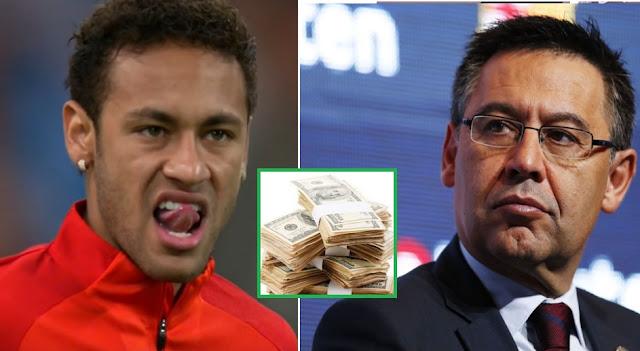 Neymar demanda al Barça por 30 millones y el club le pide 75