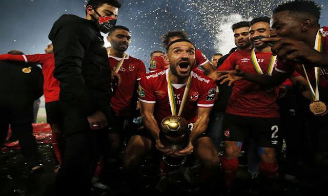 الأهلي المصري يتوج بطلا لدوري أبطال إفريقيا للمرة العاشرة في تاريخه