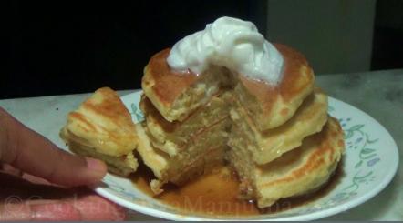 pancake-batter