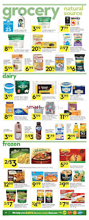 Safeway weekly flyer December 8 - 14, 2017