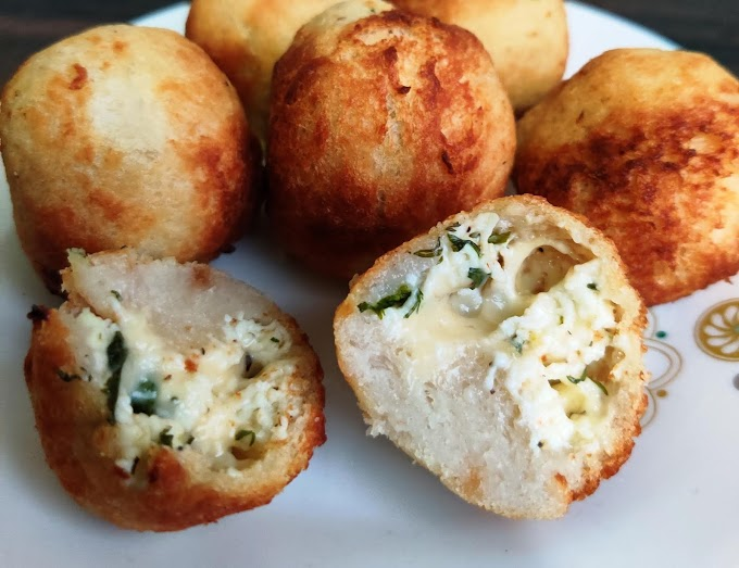COTTAGE CHEESE ROLL