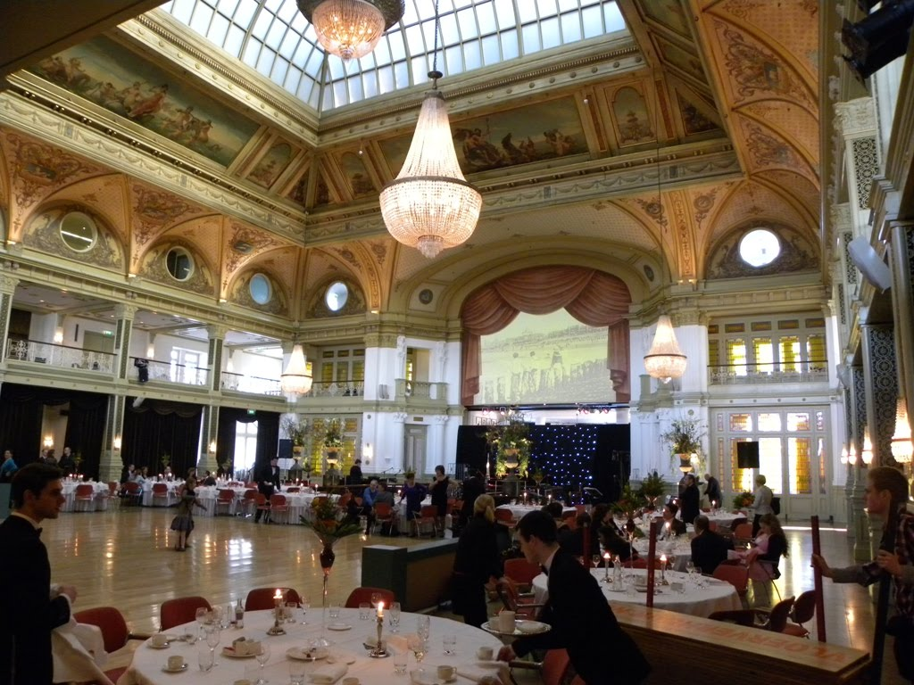 Scheveningen Restaurants Travels Ballroom Dancing Amusement Parks Kurhaus