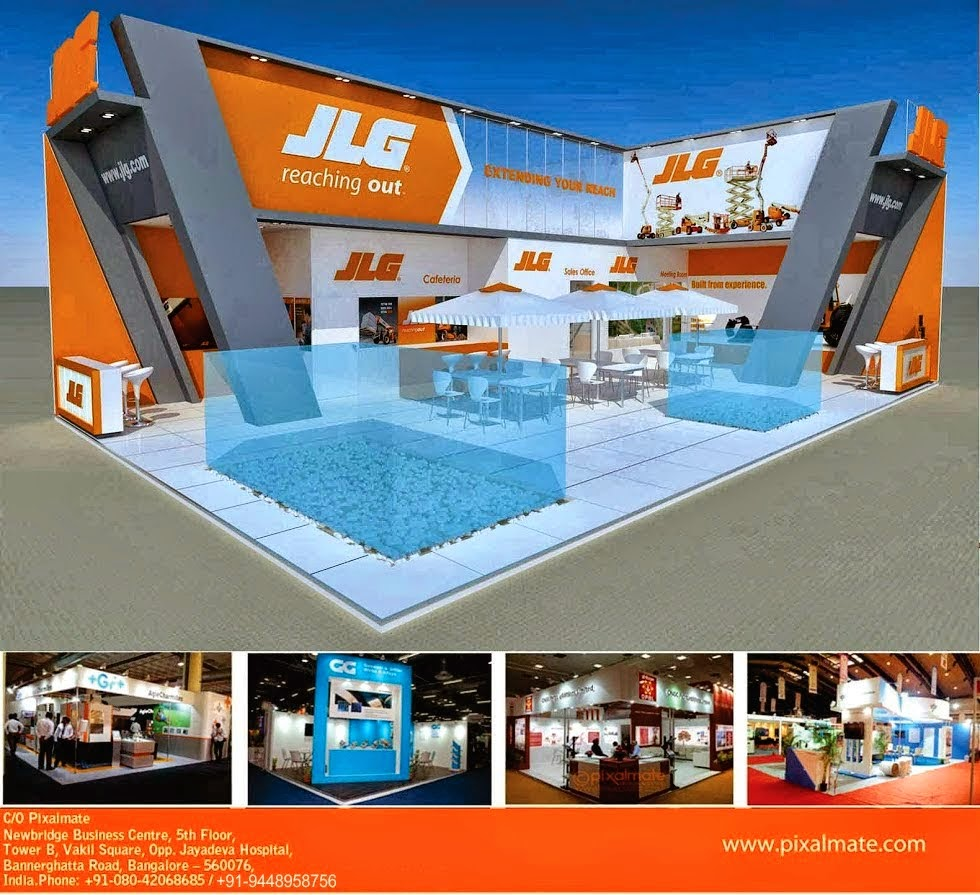 amit chand exhibition stall designer and contractor in Delhi