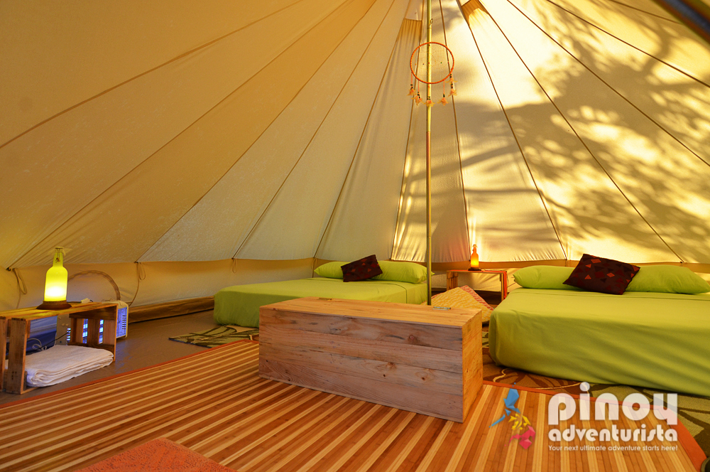Awesome Glamping Experience At Nayomi Sanctuary Resort In