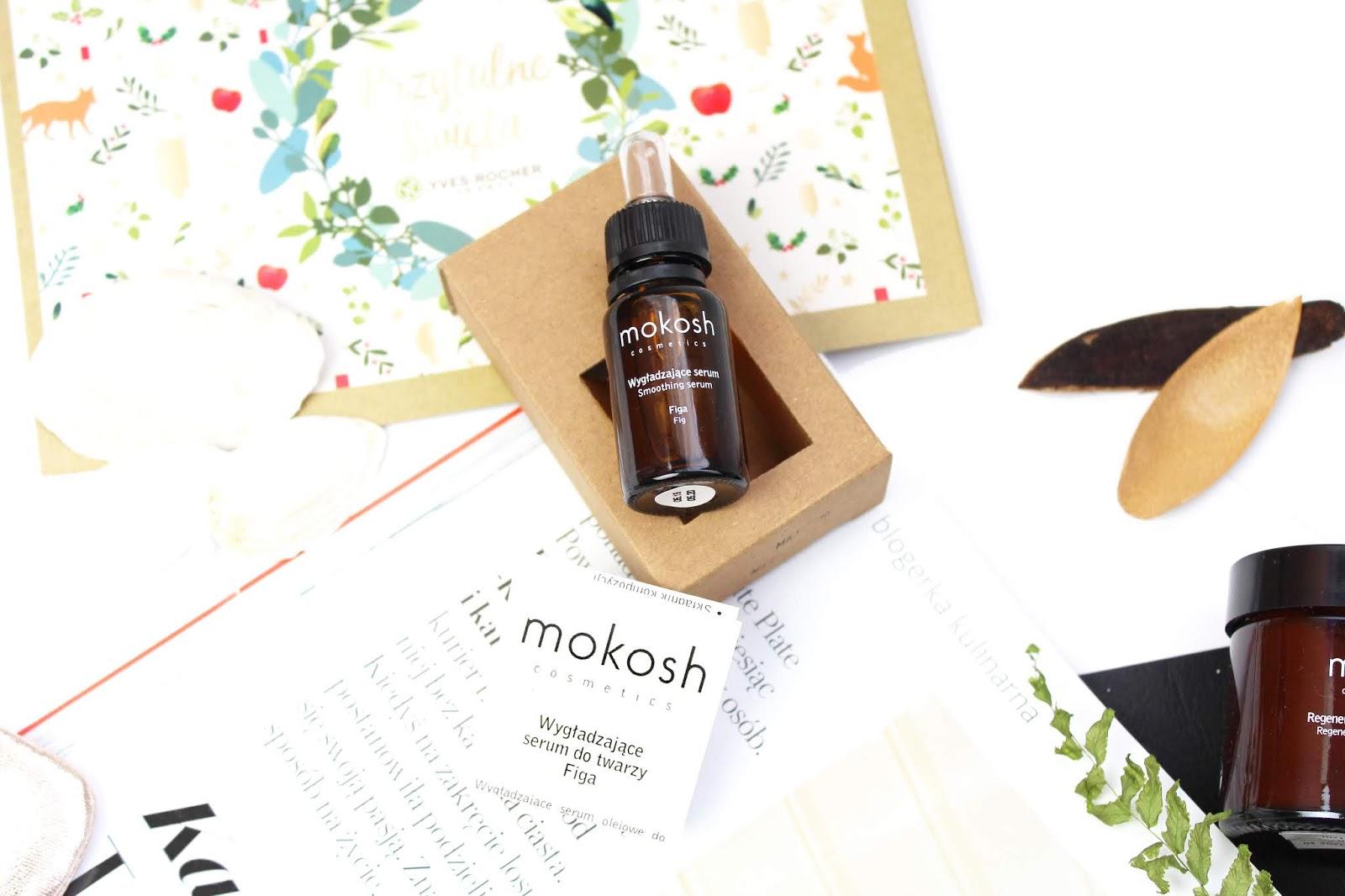Mokosh, Wygładzające serum Figa