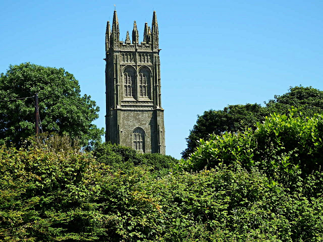 Saint Probus Church, Cornwall