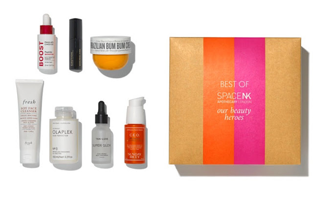 Best Of Space NK Gift Set 2020