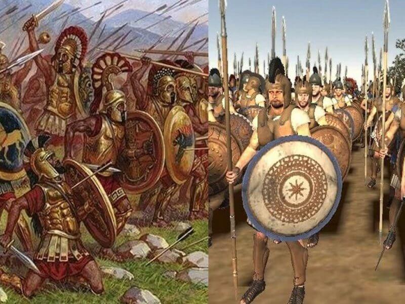 Komando Terbaik Dalam Sejarah Purba