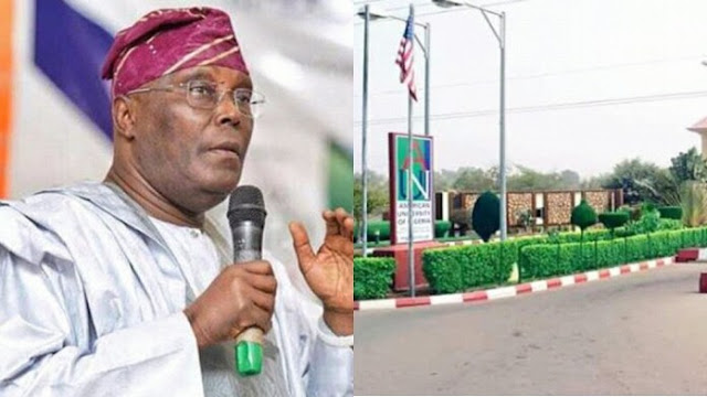 Atiku Abubakar's university, AUN, sacks over 400 staff