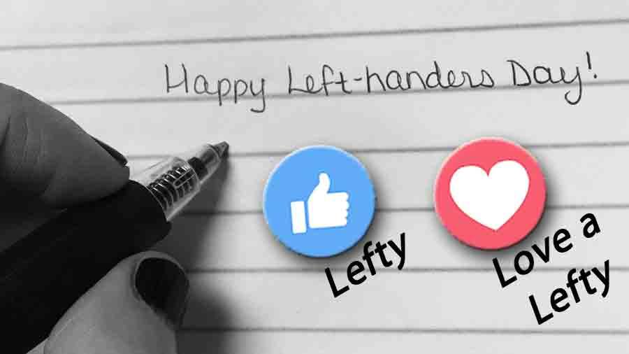 International Lefthanders Day