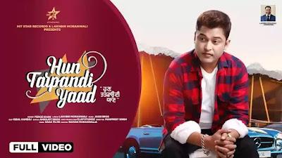 Checkout Feroz Khan New Song Hun Tarpandi yaad lyrics on lyricsaavn