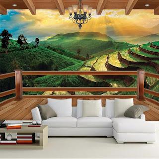 Jual Wallpaper Dinding Di Tangerang