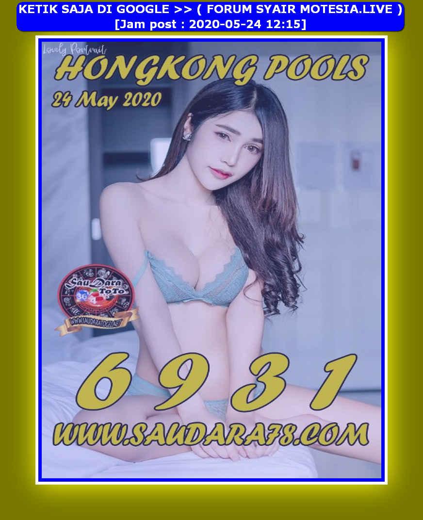 Kode syair Hongkong Minggu 24 Mei 2020 66