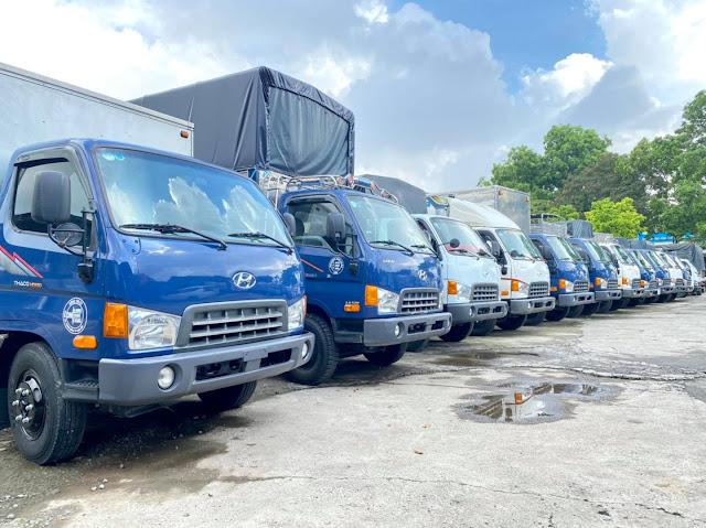 Mua bán xe tải 3.5 tấn đã qua sử dụng