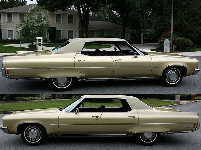 Just A Car Guy The 1972 Tiffany Edition Olds 98 Regency