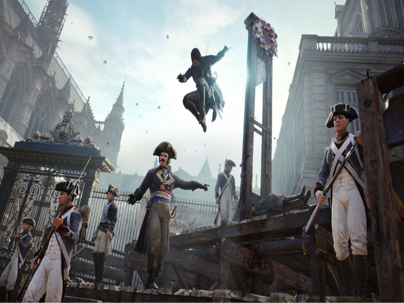 Download Assassin's Creed Unity Game Setup Exe