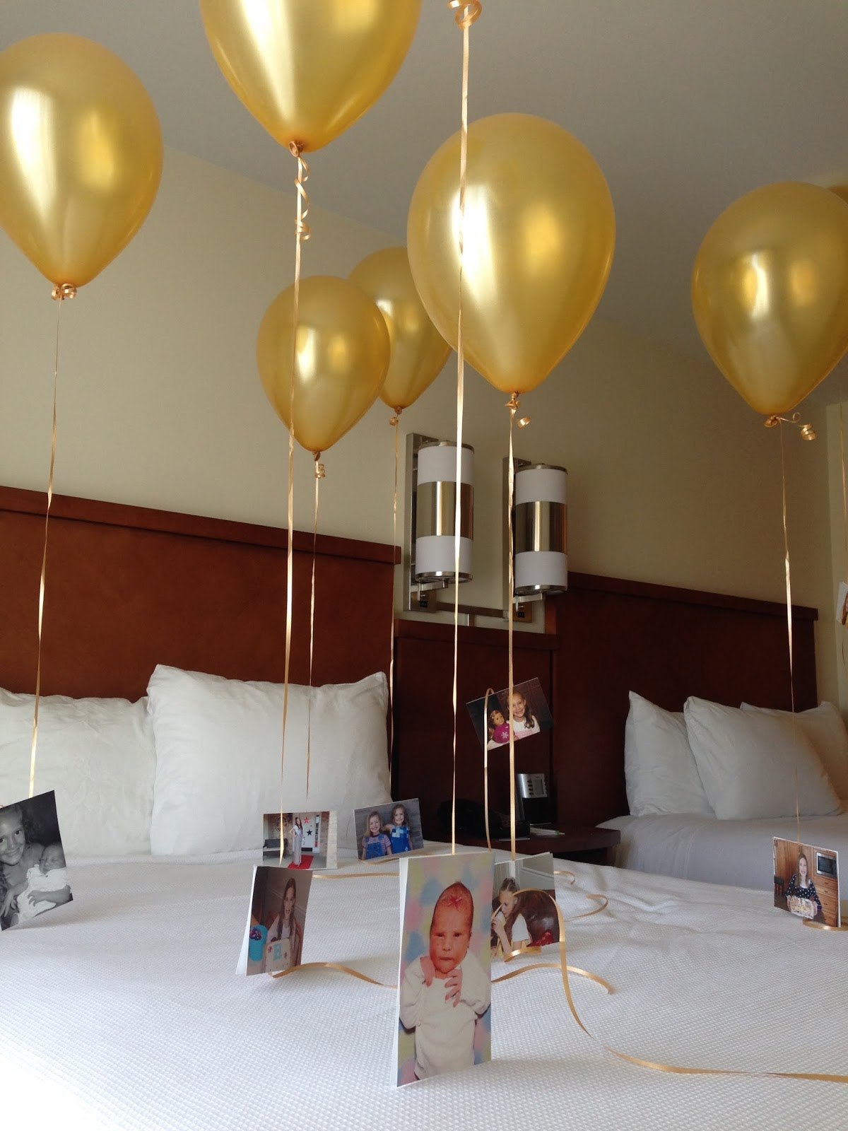 How To Decorate A Hotel Room For A Party