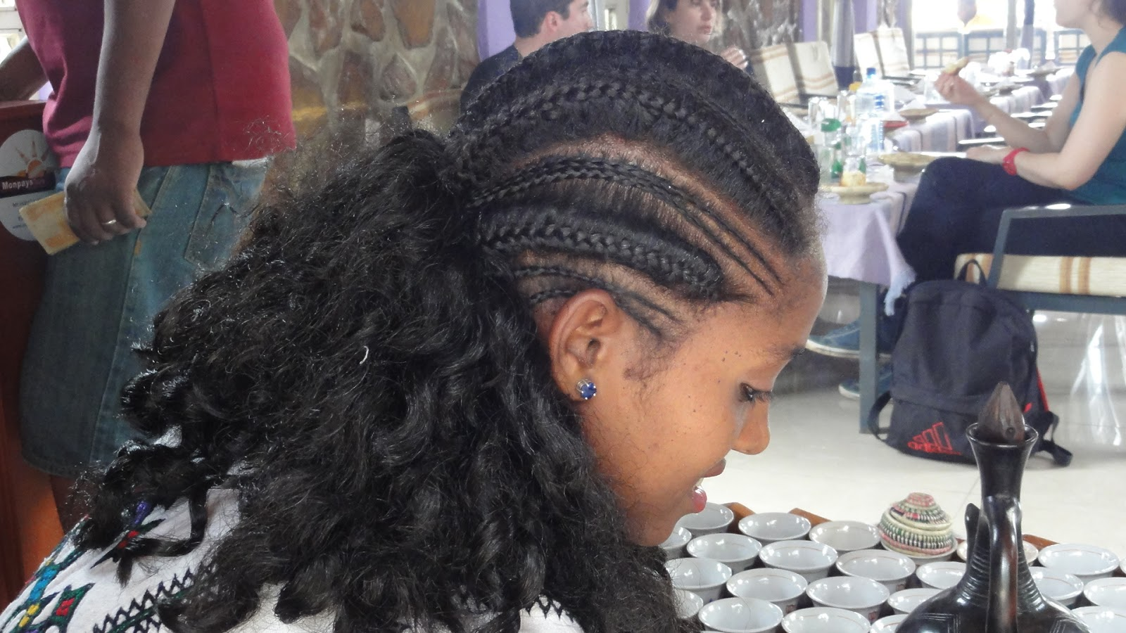 Astounding Ethiopian Braided Hairstyles Hairstyles For Men Maxibearus