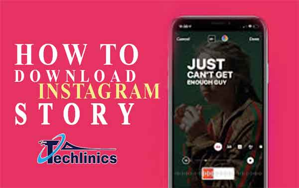 How to download Instagram Story Without Application